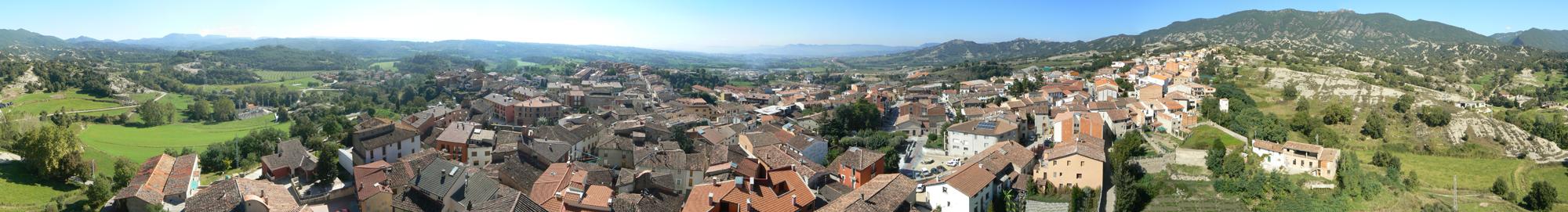 Foto Panoràmica de Sant Pere