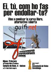 Xerrada Guifi.net a Sabadell