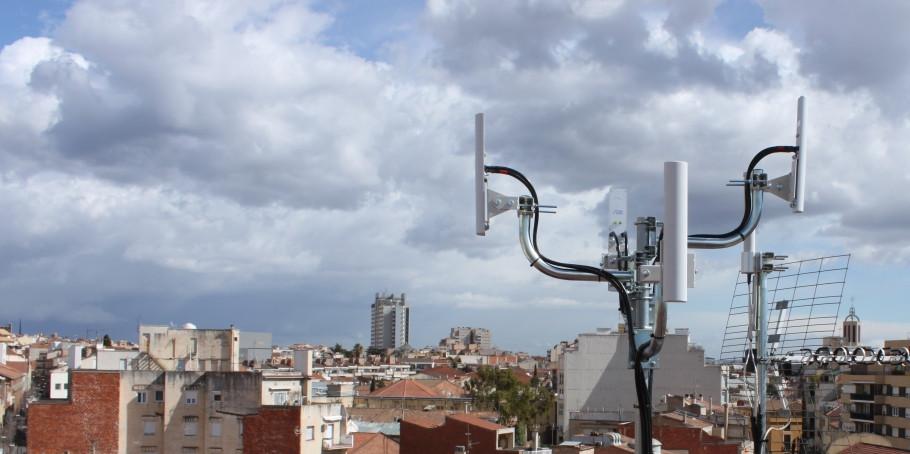 Guifi.net, connecta't i amplia la xarxa aprop teu